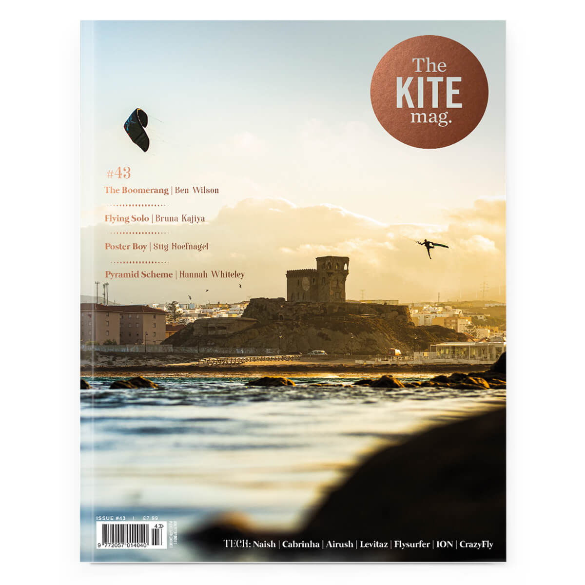 43 cover mockup 1200 - THEKITEMAG ISSUE #43