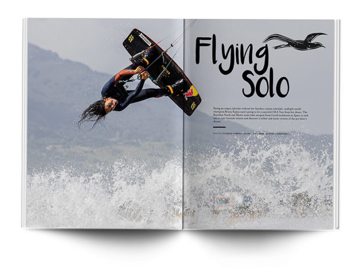 Flying Solo copy 707x530 - THEKITEMAG ISSUE #43