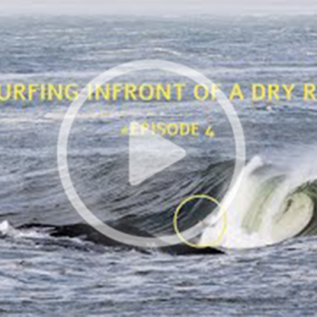 Untitled 2 450x450 - Surfing, Kitesurfing and Bodyboarding a Wave onto Dry Rock