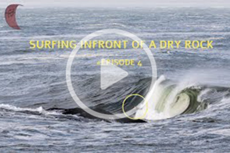 Untitled 2 800x533 - Surfing, Kitesurfing and Bodyboarding a Wave onto Dry Rock