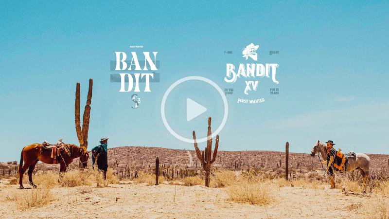 BanditAni - Bandit's 15th anniversary