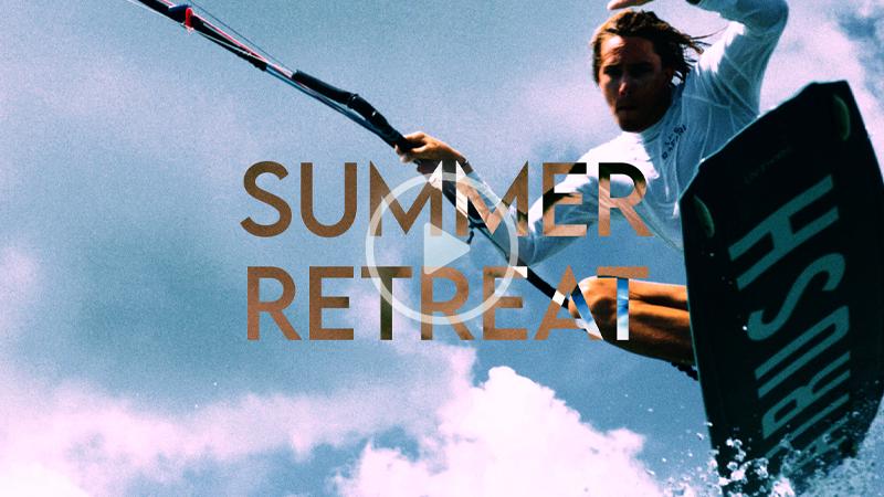 "Summer Retreat - KNOT FUTURE ""Summer Retreat"" in Turks & Caicos"