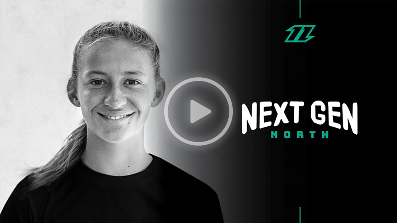 Capucine Delannoy - North Next Gen | Capucine Delannoy & Camille Delannoy