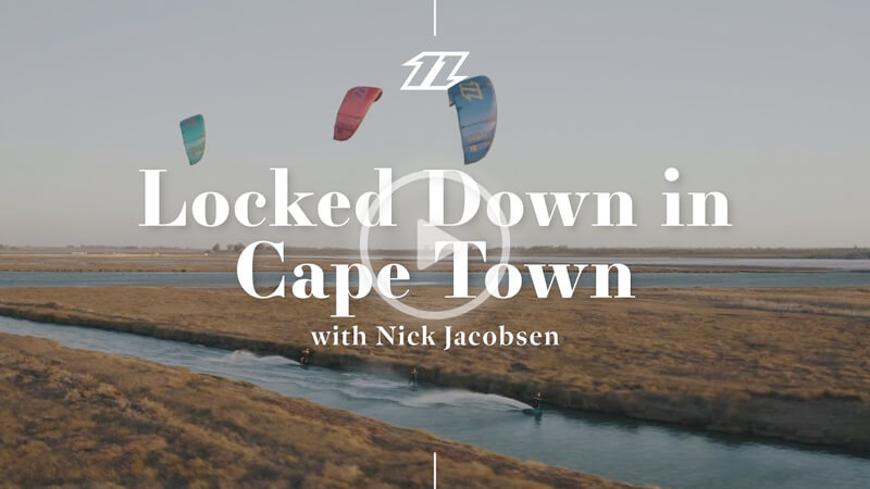 Njcapetown - Locked Down in Cape Town with Nick Jacobsen