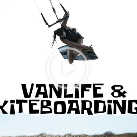 karolina 2 450x450 - Vanlife and Kiteboarding in Sardinia