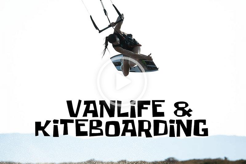 karolina 2 800x533 - Vanlife and Kiteboarding in Sardinia